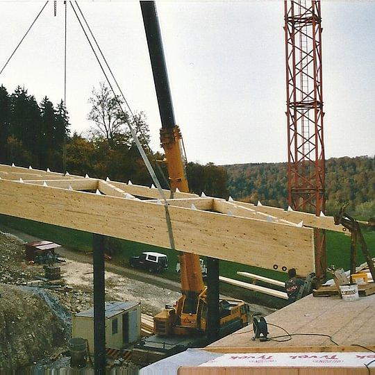 Maillard SA Construction Bois