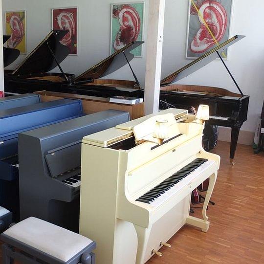 Pianoatelier Hafner