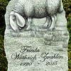 Urnengrabmal  aus Andeer