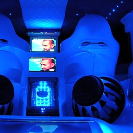 Car Sound System Extrem