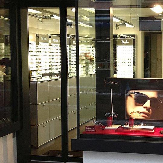Import Optik Interlaken AG