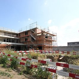 Haller Architektur AG - Neubau Mehrfamilienhaus