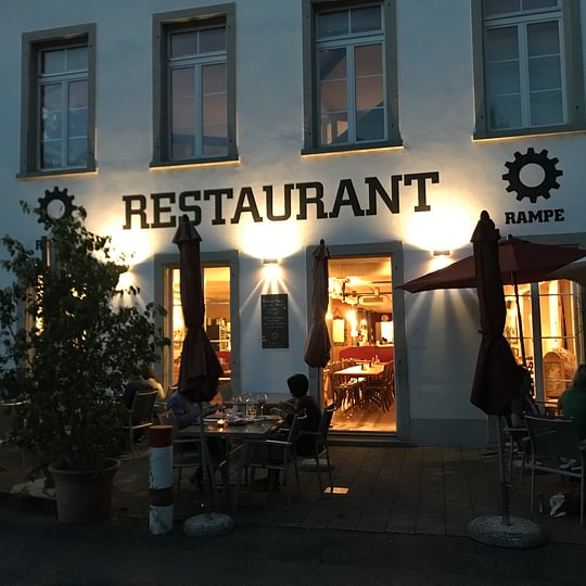 Restaurant aussen