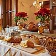 Frühstücksbuffet Hotel Spinne Grindelwald