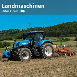 Alther Martin Forst- und Landmaschinen AG, Eggersriet - Landmaschinen