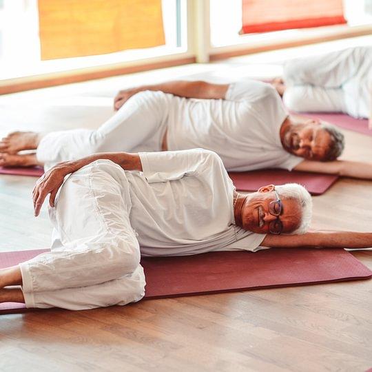 Hatha Yoga 60 Plus