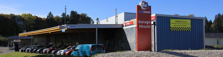 Garage Carrosserie Hirschi AG