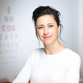 Optométriste - Muriel Zaugg-Jakob