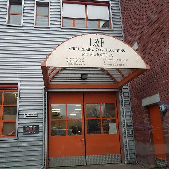 L & F Serrurerie et Constructions Métalliques SA