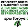sportbroye.ch, la plateforme web du Sport Broyard