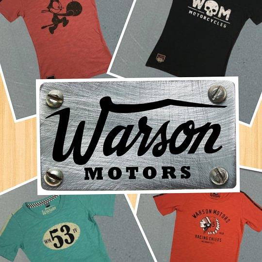 Warson Motors bei Bern, Gulf Bekleidung und Schuhe, Goodyear Bekleidung