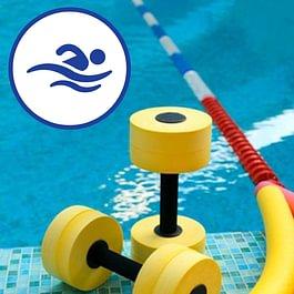 Ogni martedì e giovedì a Lugano, i nostri pazienti hanno la possibilità di eseguire riabilitazione in acqua.