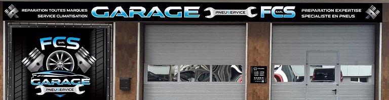 Garage FCS - PneuService