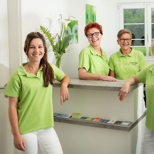 Podologie Rheintal Team