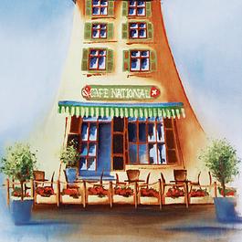 Café le National
