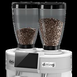 Ditting Doppelmühle KED 640 2.0, Gastro Kaffeemaschine, Siebträger