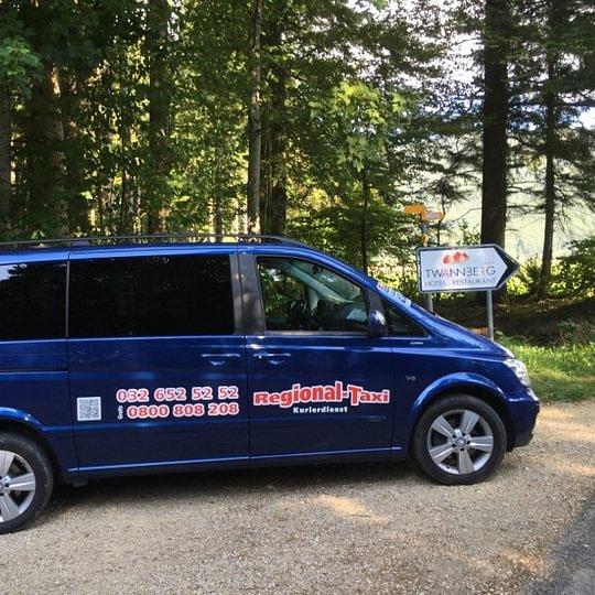 AAA Regional Taxi und Express Kurierdienst Biel