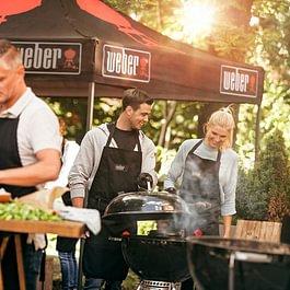 Participez à nos cours de barbecue certifiés Weber