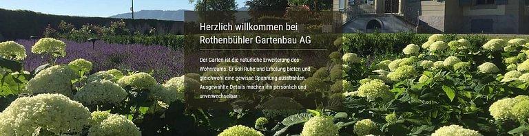 Rothenbühler Gartenbau AG