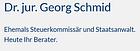 Dr. Schmid Georg