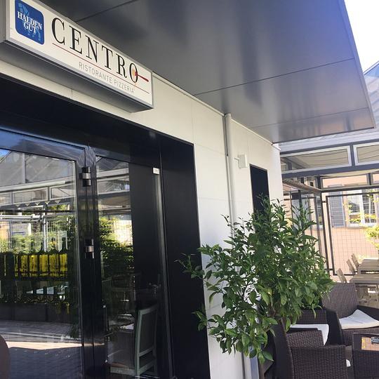 """Il ristorante """"CENTRO"""""""