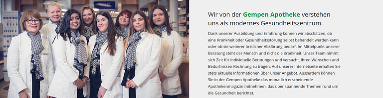 Gempen Apotheke AG