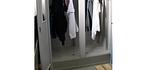 Trocknungsschränke für Kleider und Utensilien aller Art
