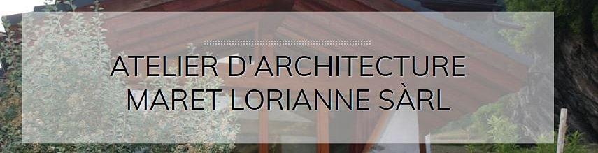 Atelier d'architecture Maret Lorianne Sàrl