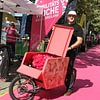 Auslieferungen mit dem Cargobike