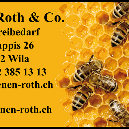 Bienen Roth & Co., Wila/ZH