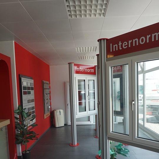 Internorm - Fachhändler InHolz Design AG