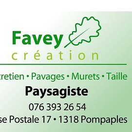Favey Création