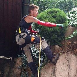 Davide Pirotta Lavori Forestali e tree climbing