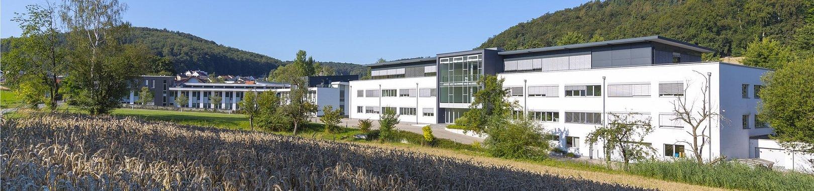 REA JET Headquarter in DE-Mühltal