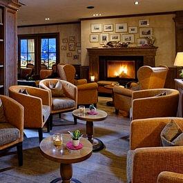 Hotel Lounge Hotel Spinne Grindelwald