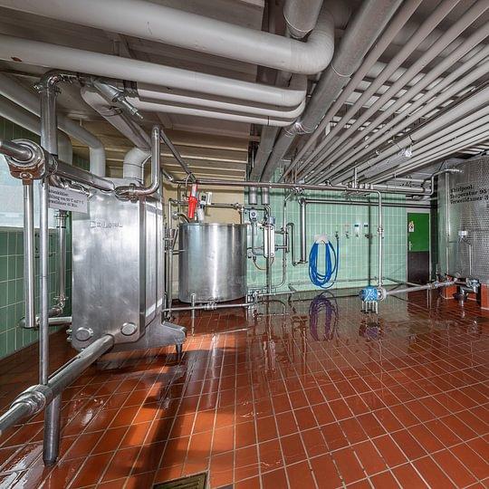 Kühlhaus Brauerei Baar