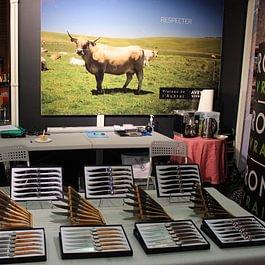 Expo au Salon Suisse des Goûts et Terroirs à Bulle