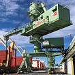 500 tph Shipunloader for Alumina