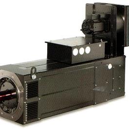 Verktorgeregelter Asynchronmotor