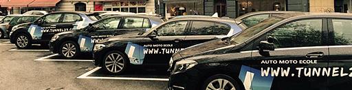 Auto-Moto Ecole du Tunnel