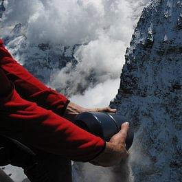 Aschenverstreuung am Matterhorn