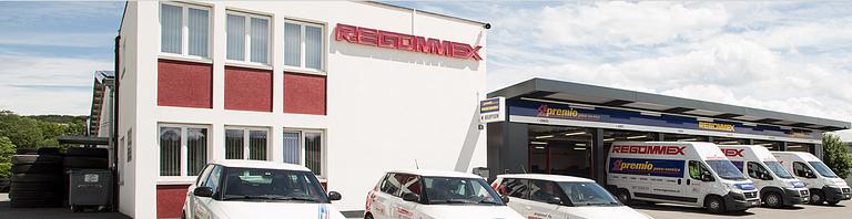 Regommex SA