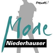 Logo Niederhauser Mode AG