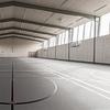 Salle de gym, Payerne, 2016