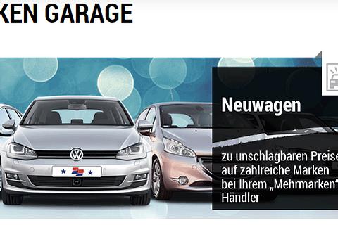 Neuwagen zu vorteilhaften Preisen!