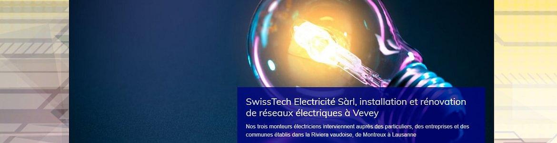 SwissTech Electricité Sàrl