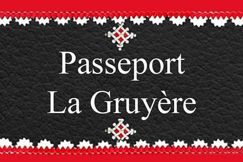 Passeport GRUYERE