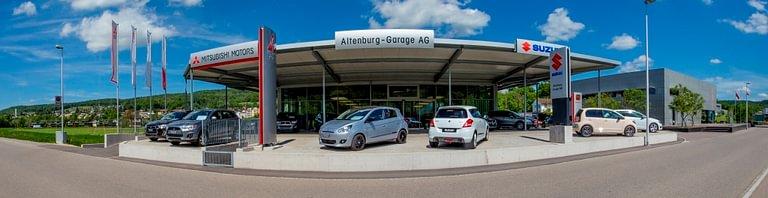 Altenburg-Garage AG