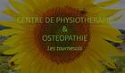 AAA Centre de physiothérapie, ostéopathie et autres thérapies Les Tournesols