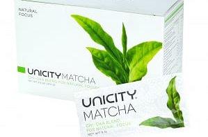 Matcha Focus, strahlend frisches Aussehen - Präsenz - Ausdauer - Konzentration